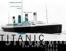 titanic 100 years